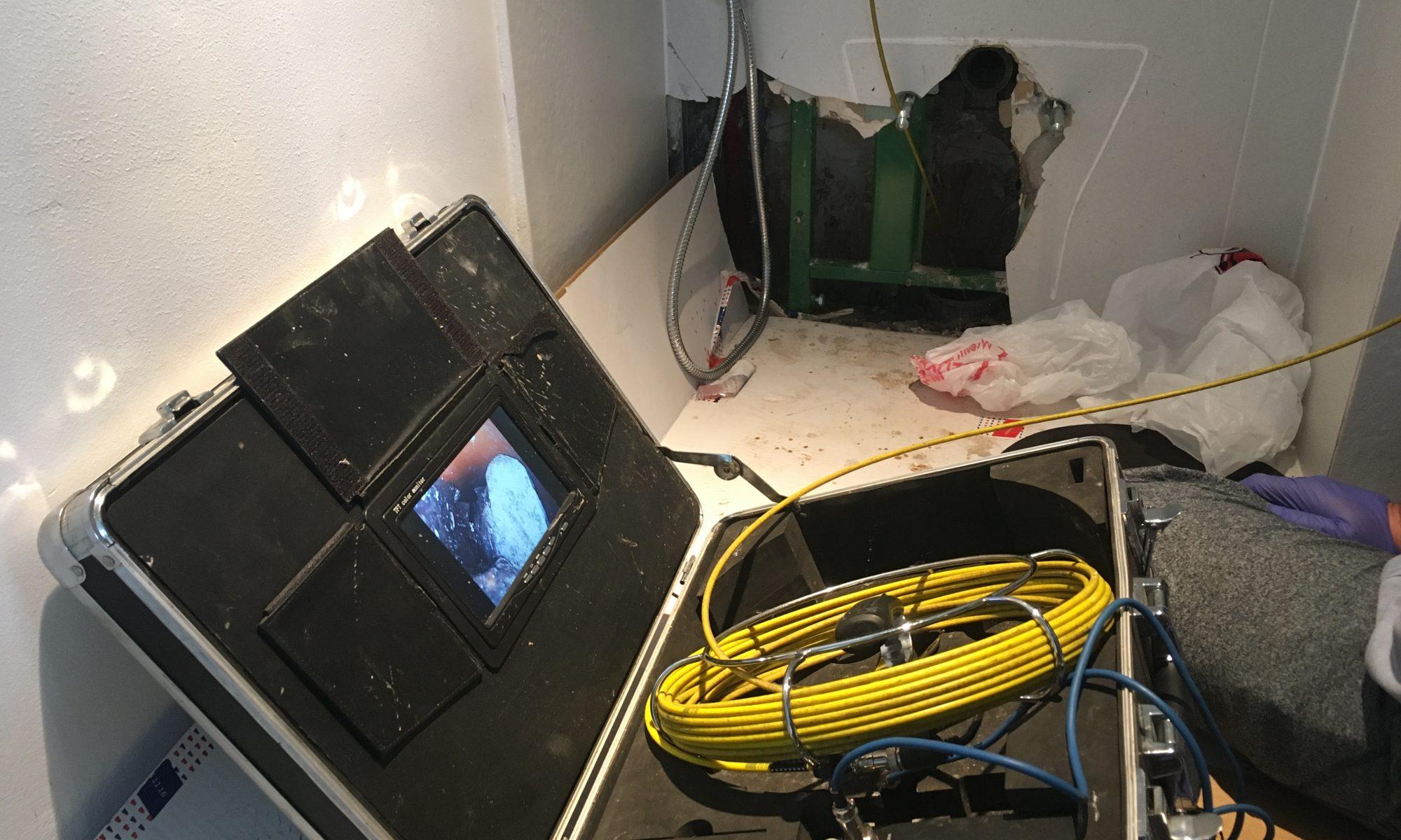 wideo inspekcja kanalizacji