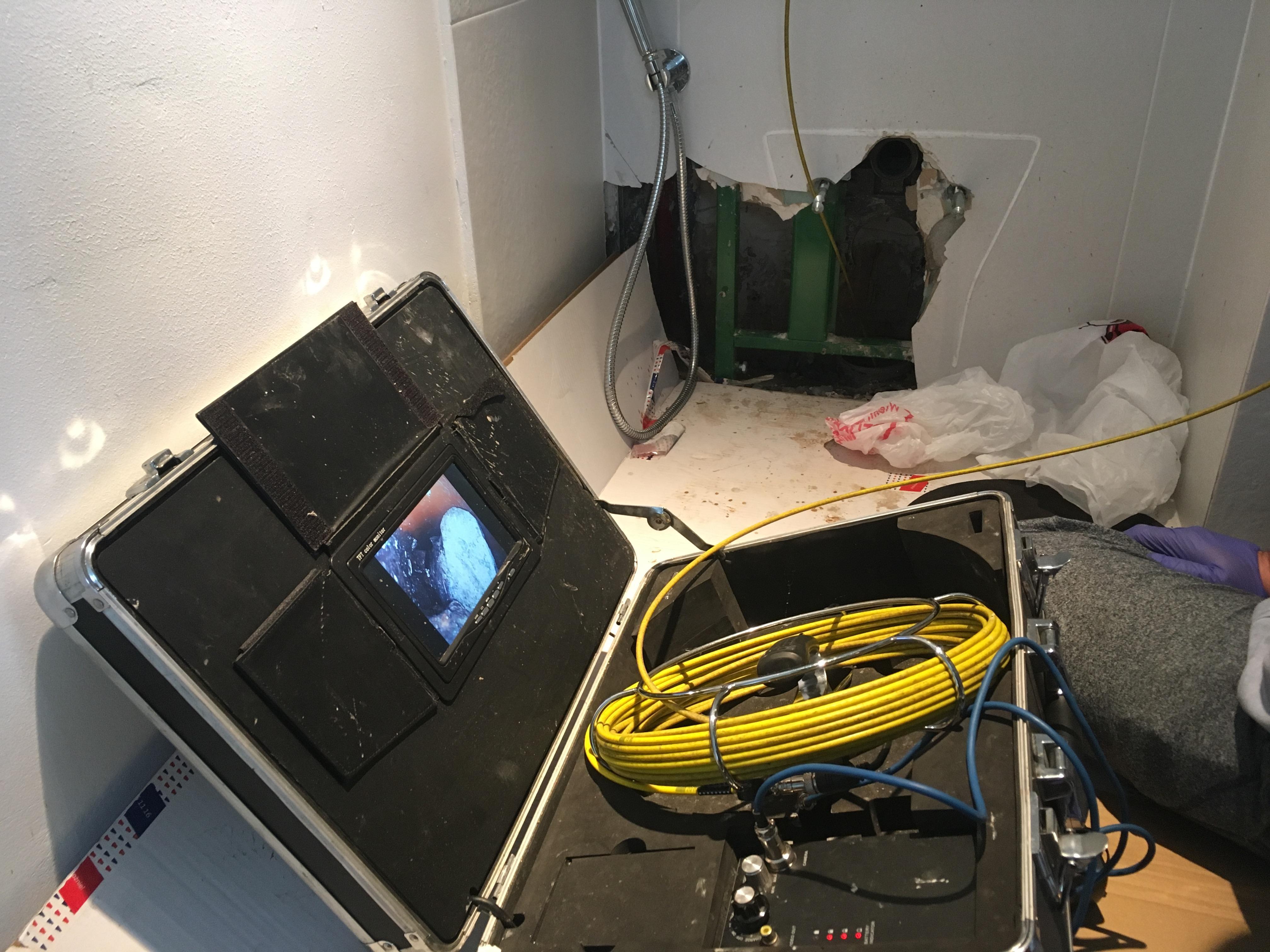 monitoring kanalizacji, inspekcja kanalizacji, przegląd kanalizacji