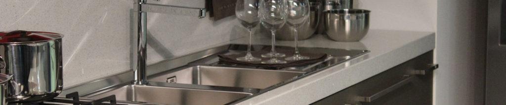 problem ze zlewem w kuchni