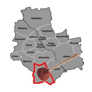 Udrażnianie rur Warszawa-Ursynów