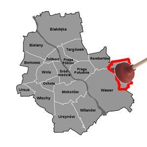 Udrażnianie Rur Warszawa Wesoła