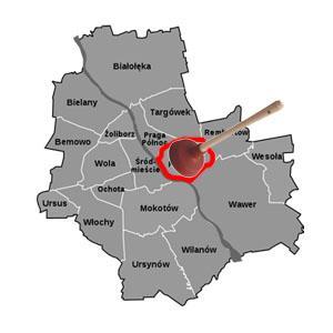 Przepychanie rur Praga Południe, Warszawa